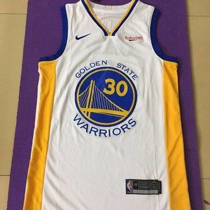 New Golden State Warriors Stephen Curry Jersey 30